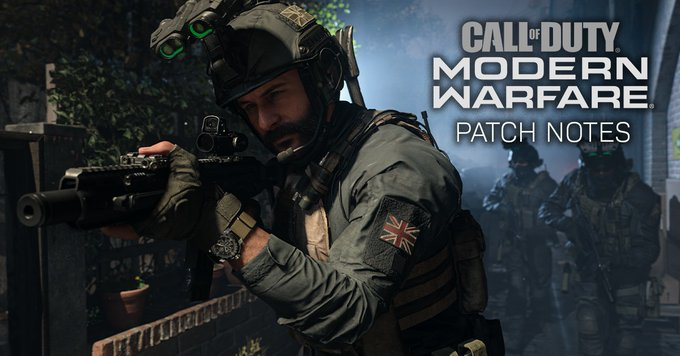 Call of Duty Modern Warfare y Warzone se actualizan