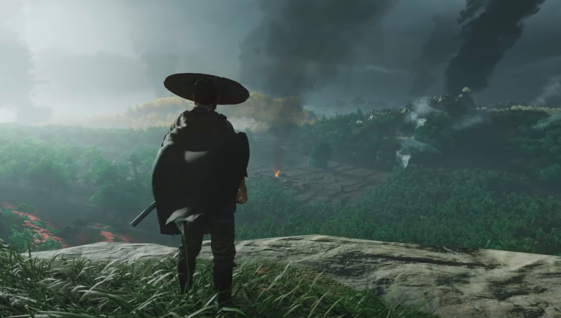 Ghost of Tsushima se prepara para ser el último exclusivo de PS4