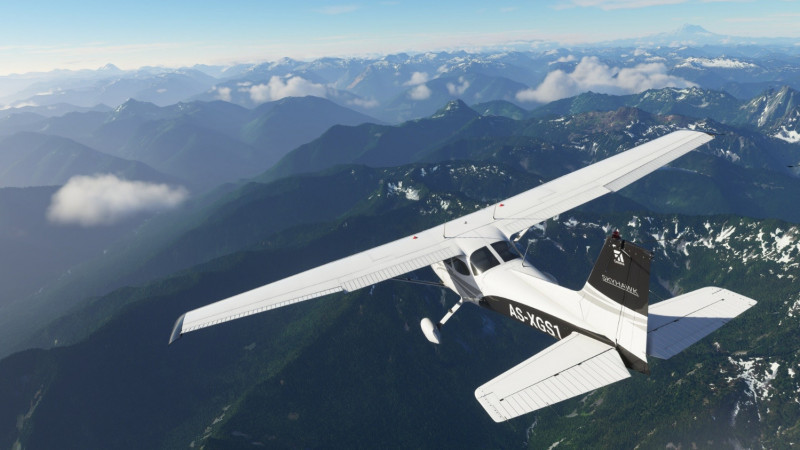 Flight Simulator 2020 prepara una beta cerrada para finales de julio