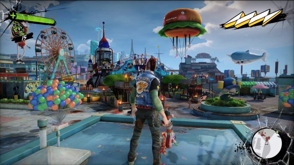 SUNSET OVERDRIVE Juegos Xbox