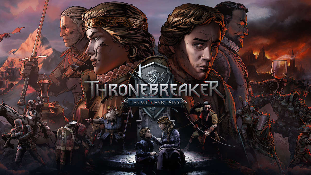 Thronebreaker: The Witcher se estrena en iOS con excelentes novedades