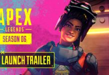 Temporada 6 de Apex Legends libera trailer y se confirma una nueva legenda