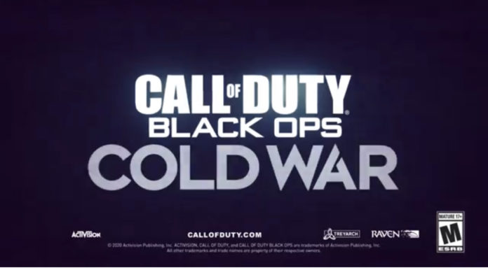Call of Duty Black Ops Cold War aprovechará al máximo la PS5 y Xbox Series X