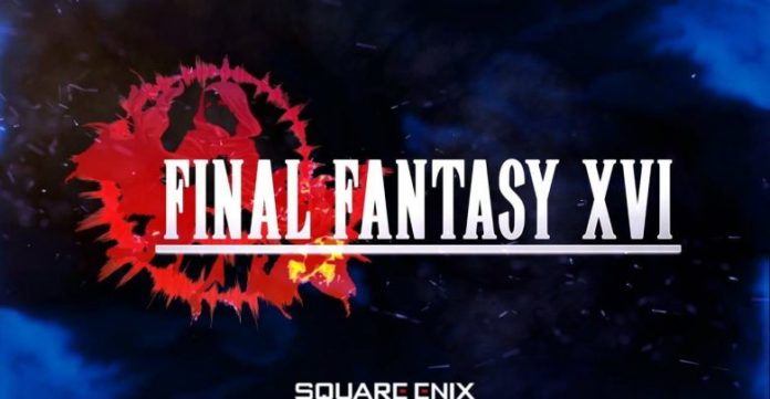 Final Fantasy XVI se anuncia de forma exclusiva para PlayStation 5