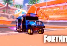 Podríamos ver algo de Rocket League en Fortnite muy pronto