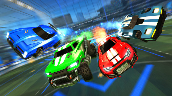 Rocket League pasará a ser free-to-play muy pronto