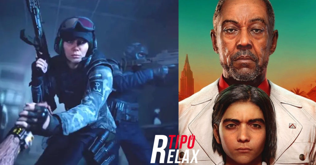 Rainbow Six Quarantine y FarCry 6 retrasados