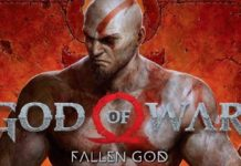 God of War Fallen God llegará pronto