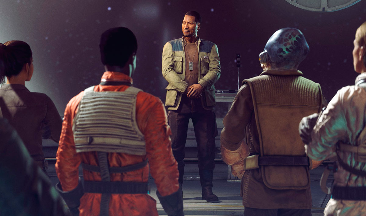 Star Wars Squadrons llegará a xbox game pass ultimate en marzo 2021